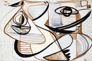 Grafikai és kortárs aukciókat rendez a Virág Judit Galéria