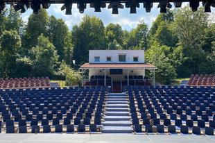 Szeptember végéig lesz Budai Szabadtéri Színház