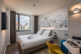 Okosfunkciókkal szerelték fel az első B&B Hotelt Budapesten