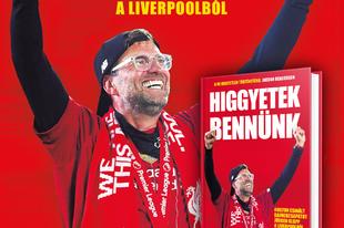 Így lett bajnokcsapat a Liverpoolból: Nemsokára a boltokban Melissa Reddy: Higgyetek bennünk című könyve