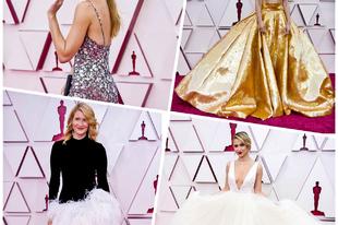 Csodálatos ruhák és művésznők a 93. Oscar-gálán