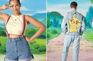 Szerezd meg hát mind! - Ünnepeld te is a Pokémon 25. születésnapját a Levi's® kollekciójával!