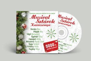 Itt a Musical sztárok karácsonyi albuma