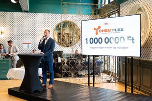 Nitrogéngenerátor nyerte a közönségdíjat a Magyar Ipari Célgép Nagydíjon