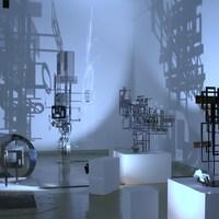 Térdinamikai szürrealizmus a Műcsarnokban - Schöffer retrospektív