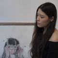 Egy japán festő az V.kerületben