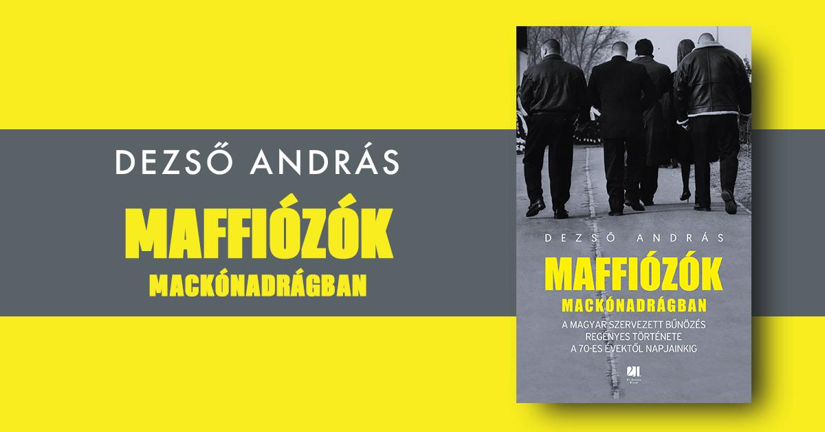 A magyar alvilág egy véres, humortalan, hardcore Rejtő-regény