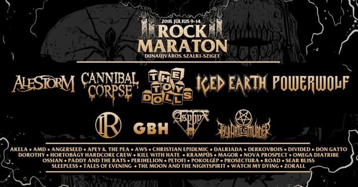 Beszámoló a Rockmaraton Fesztiválról