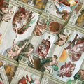 Michelangelo és a Sixtus-kápolna