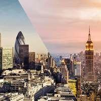 Ha menekülnöd kell: London vagy New York?
