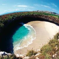 Bomba robbantotta a világ egyik legegzotikusabb strandját