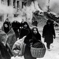 Leningrád: egy kiéheztetett város