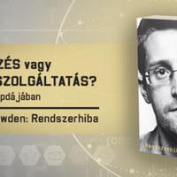 Edward Snowden, aki leleplezte az Államok világméretű megfigyelőrendszerét