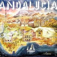 Andalúzia: mediterrán hangulat ötvözve a pazar mór építészeti kincsekkel