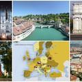Európa legvonzóbb, legnépszerűtlenebb és legélhetőbb városai