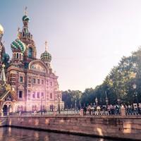 Észak Velencéje, Szentpétervár