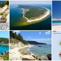 6 európai ország mesés tengerpartjai