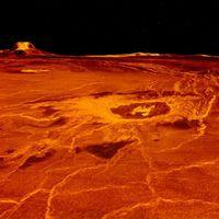 Vénusz, az Esthajnalcsillag