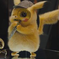 Pikachu, a legcukibb nyomozó munkában
