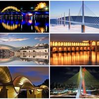 10 különleges híd a nagyvilágból