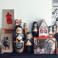 Inspirációk mesébe illő népművészeti alkotásokhoz