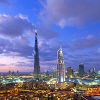 Dubai, a csillogó sivatagi metropolisz, a rekordok birodalma
