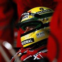 Ayrton Senna, a halhatatlan legenda