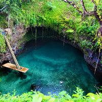 A világ egyik legkülönlegesebb úszómedencéje