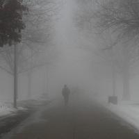Dobszó a ködben