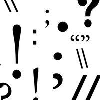 Pont, pont, vesszőcske - Az írásjelekről