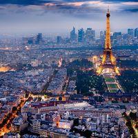 Egy páratlan főváros: Párizs, a fény városa