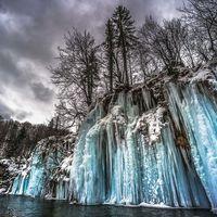 Mesebeli téli kirándulóhely: Plitvicei-tavak, a lenyűgöző jégvilág