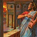A nap, amikor Róma porig égett