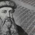 Gutenberg és a könyvnyomtatás