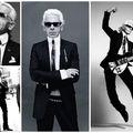 Karl Lagerfeld: olvasottság, vagyon, egyéni látásmód és titokzatosság