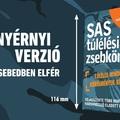 SAS túlélési könyv, ami a tenyeredben elfér