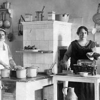 Szabó Magda - amikor az író is főz