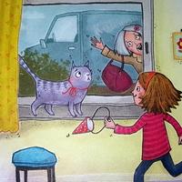 Egy bohókás macska őrült kalandjai