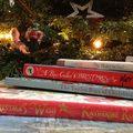 Könyvek a fa alá