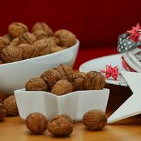 Két diós sütemény karácsonyra