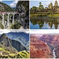 Öt kontinens gyönyörű és különleges látnivalói egy mesés albumban