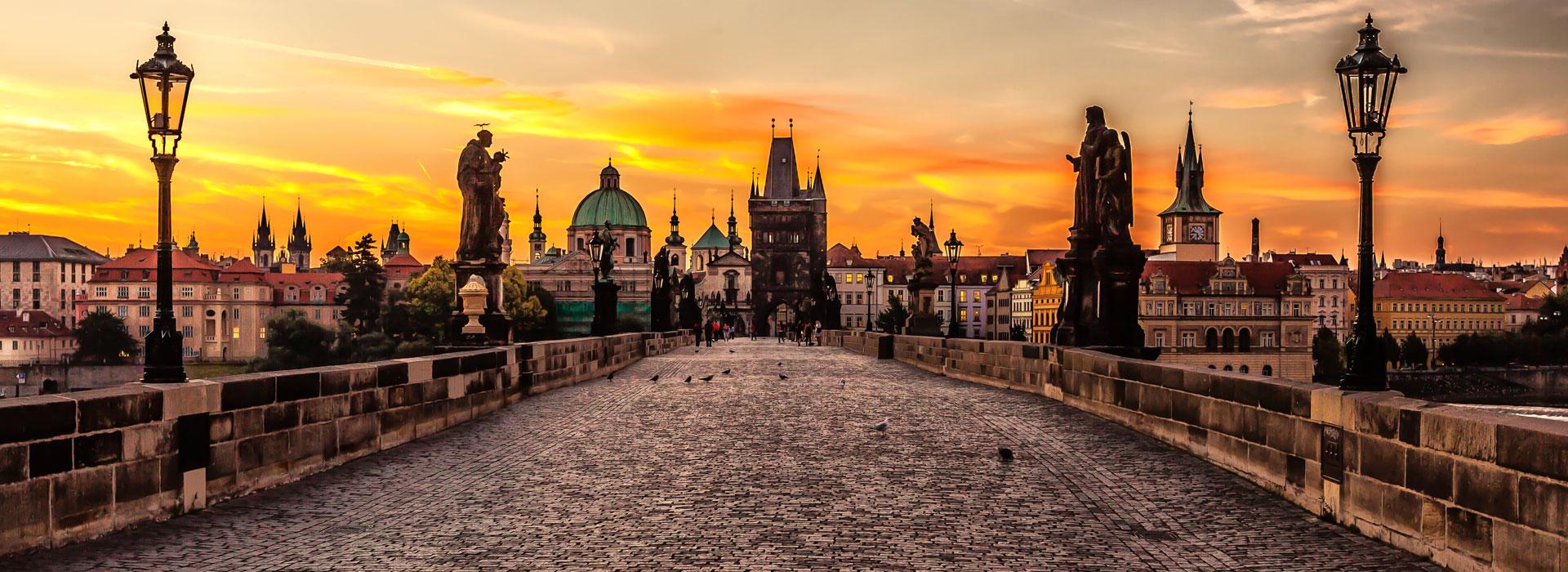 Prága különleges helyei