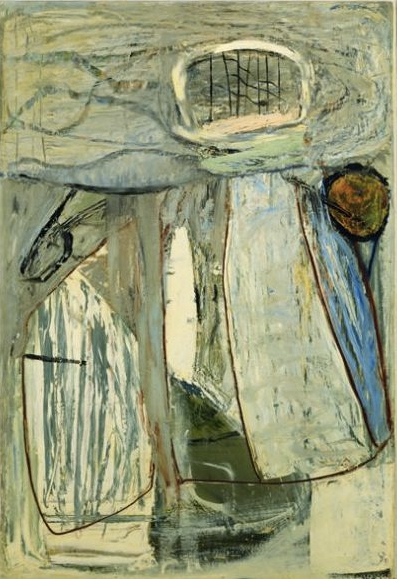 Peter Lanyon: Inshore Fishing (1952)