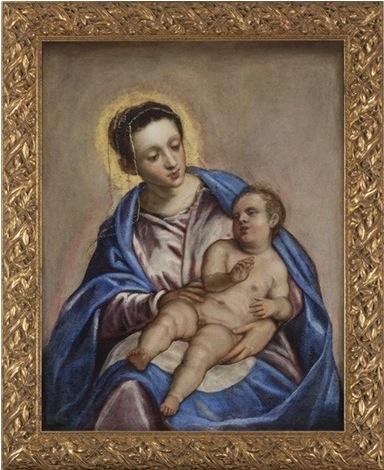 A Tintoretto...