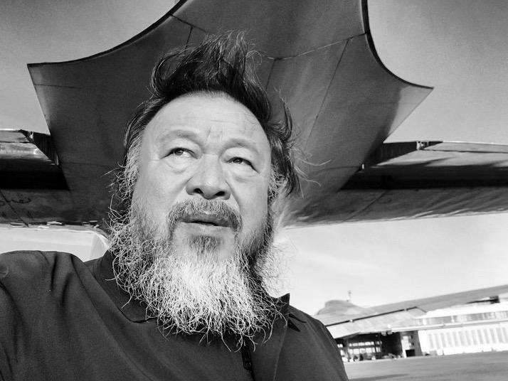 Ai Weiwei © Ai Weiwei instagram