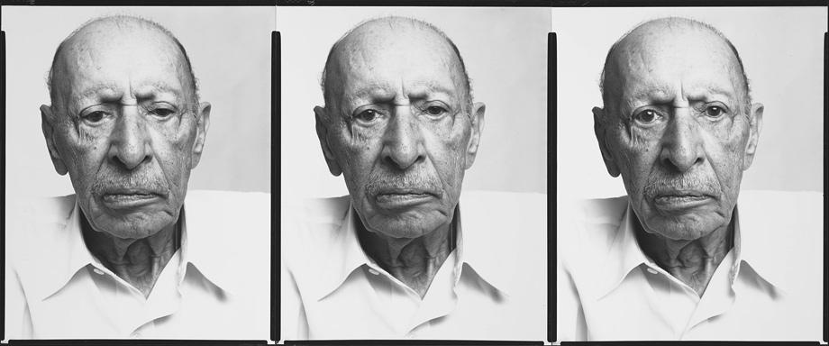 Richard Avedon: Igor Stravinsky – New York, November 2, 1969