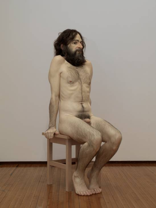 Ron Mueck: Vadember (2005)