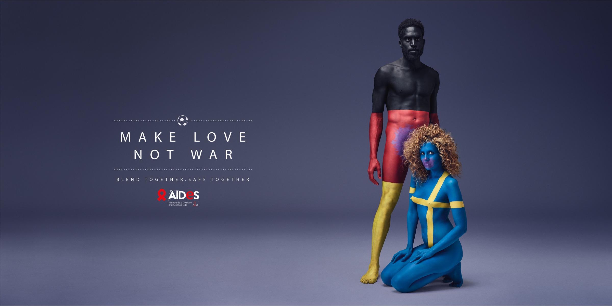 Német és svéd szerelem