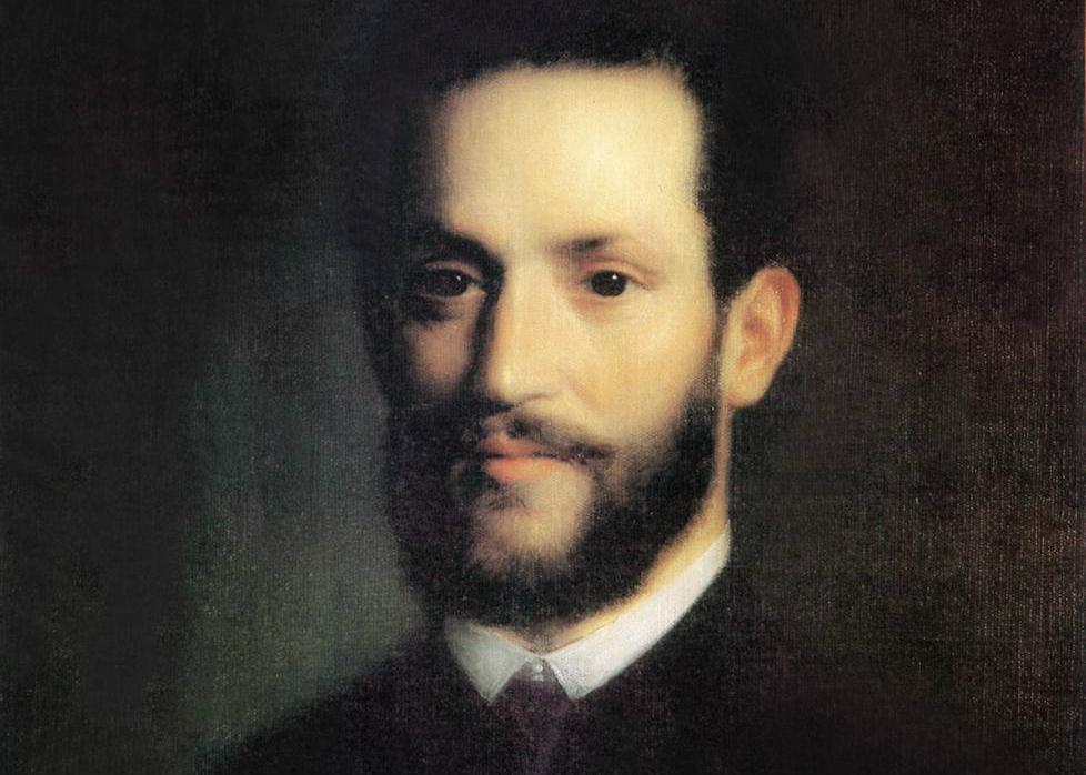 Kovács Mihály festménye, 1861