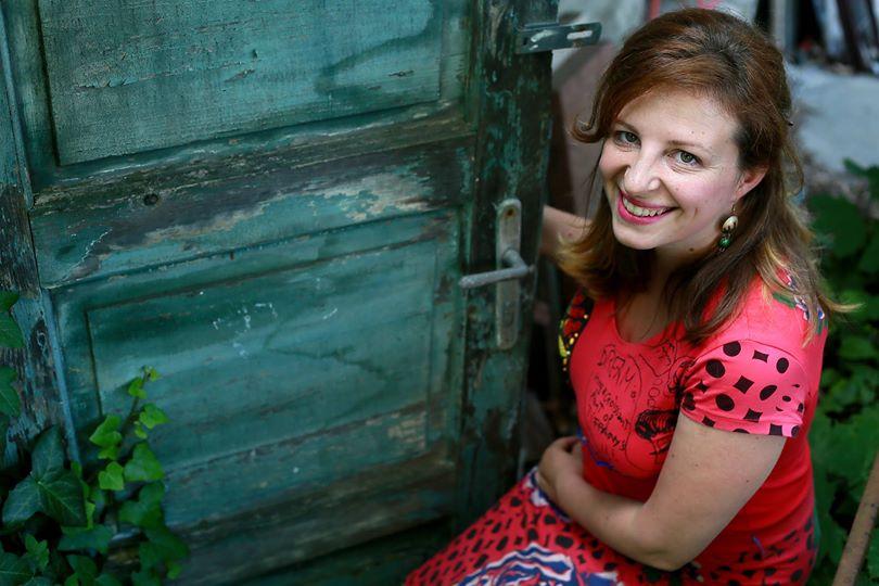 Harmath Artemisz Fotó: Bach Máté